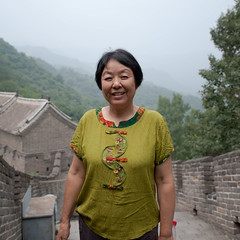 Lady on the Great Wall, 2012