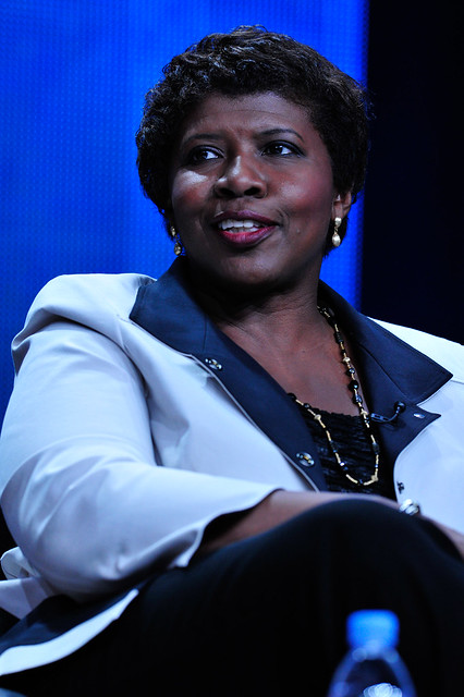 PBS Election Coverage Gwen Ifill  Flickr  Photo Sharing!