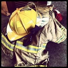 #firefighter #bunker #gear