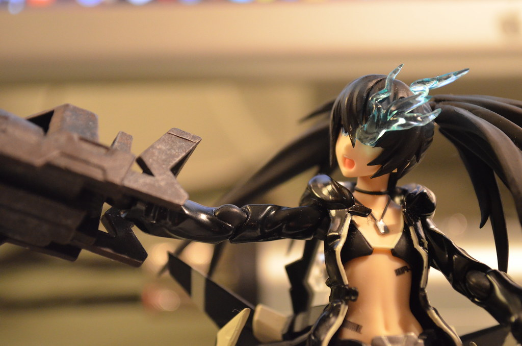 Black Rock Shooter 2035 Figma
