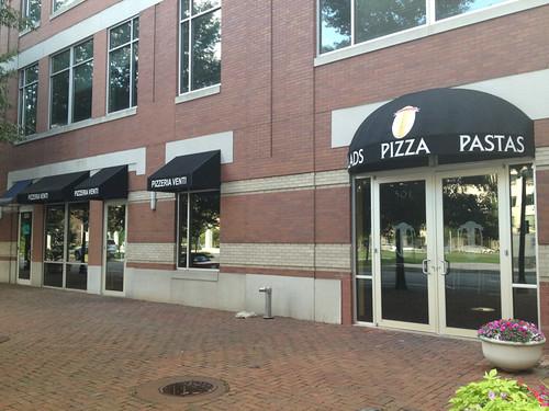 Pizzeria Venti Has Closed In Carlyle