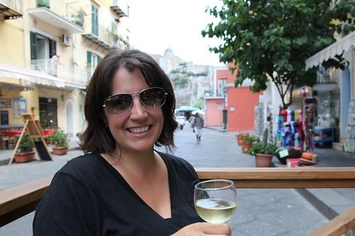 Dana @ Ischia Ponte by 3inGiro