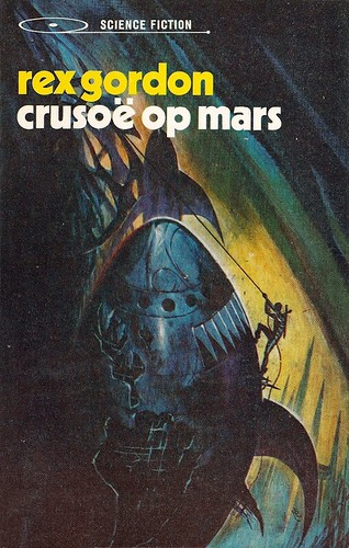 Rex Gordon - Crusoë op Mars (Luitingh 1972)