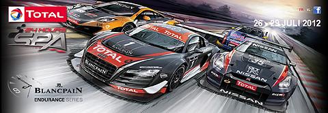 スパ24時間レース 2012年 Total 24Hours of Spa