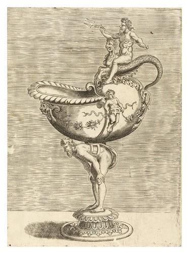 009-Jarrones, jarras y cuencos grotescos 1548-Cornelio Bos- © Rijksmuseum