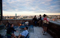 The Ides: Wythe Hotel Rooftop Bar - Williamsburg, Brooklyn