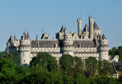 Pierrefonds!