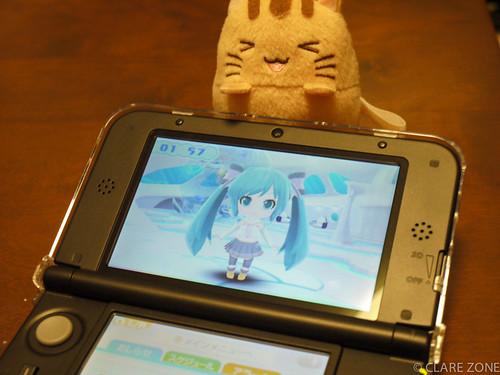 3DS LL画面大きい!