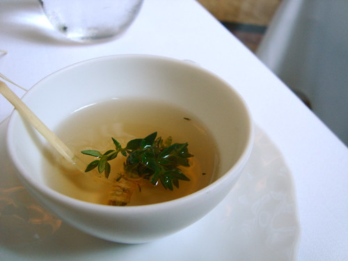 Tea @ Eleven Madison Park (NY)