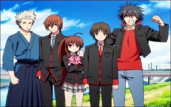 Confira o Novo trailer do Anime de Little Busters!