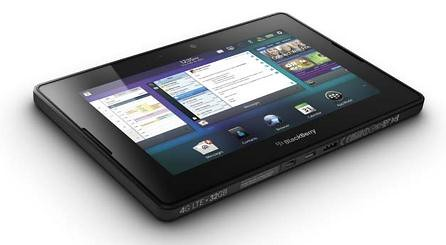 4G LTE BlackBerry PlayBook Tablet