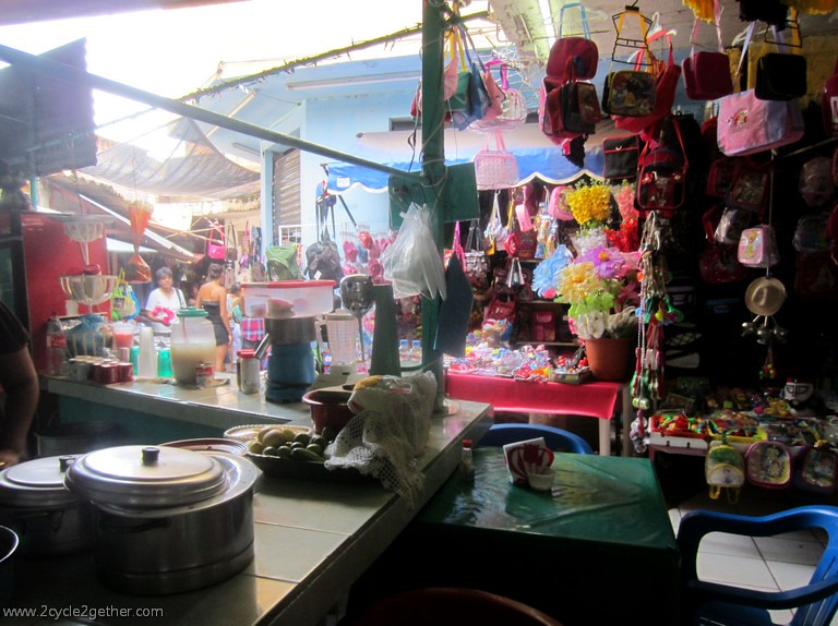 Maze of Markets in Ruiz, Nayarit