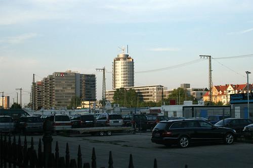 T-Gebäude & Technisches Rathaus