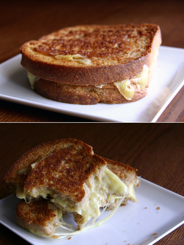 local grilled cheese sandwich