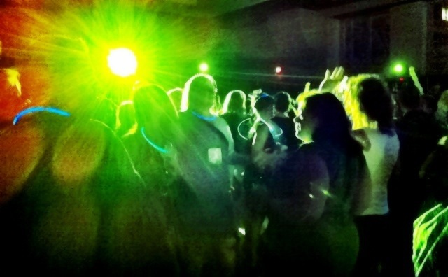 Sparklecorn 2012, ten