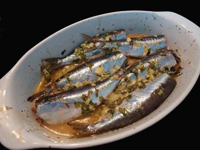 Mis recetas de cocina sardinas al horno - Como cocinar sardinas ...