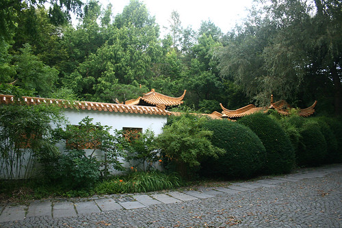 Chinesischer Garten - Westpark