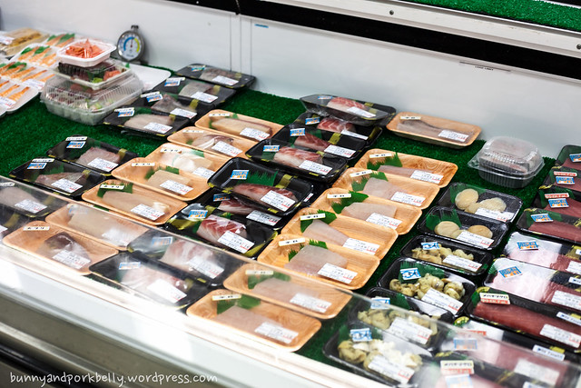 Sakanaya japanese fish market allston ma boston for Fresh fish market houston