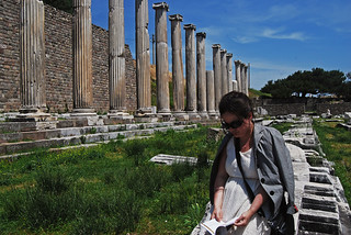 Pergamon の画像. turkey ancientgreece pergamon greekruins ancientruins asclepeion pergamonasclepeion