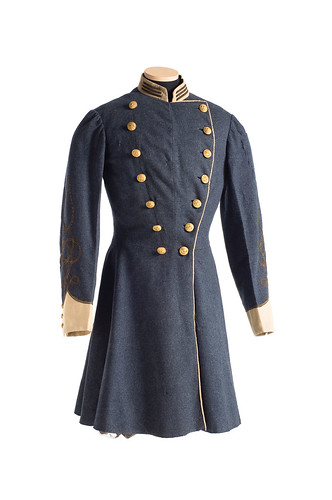 Uniform Coat worn by Jospeh E. Adger (Charleston, SC)