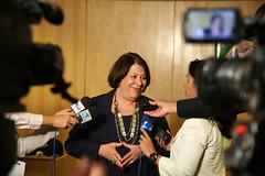 Advogados devem fiscalizar a atuação do Judiciário, afirma Ministra Eliana Calmon