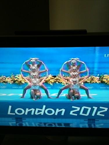 Synchro Swimming