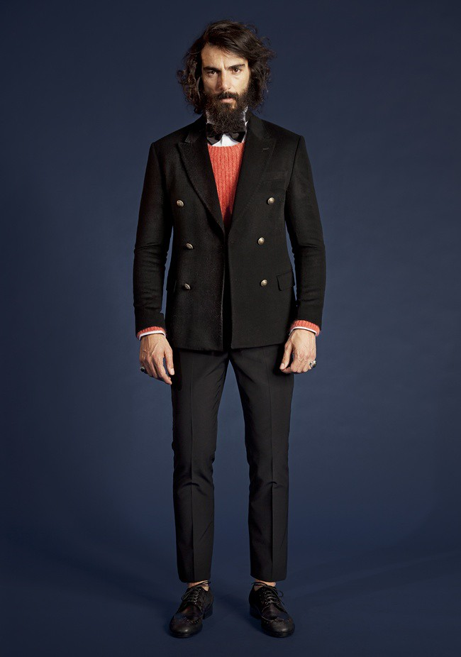 2 CLASS Roberto Cavalli Menswear FW1213