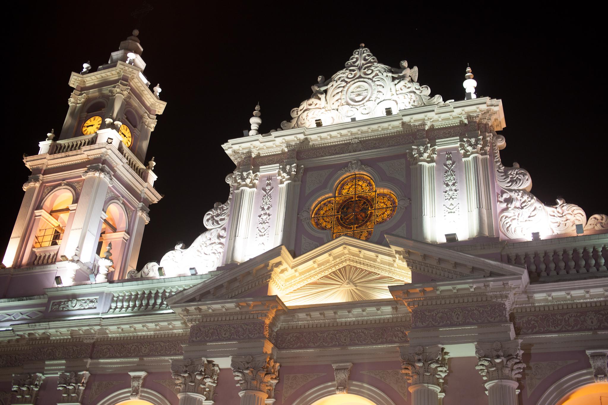 Catedral Basilica de Salta   120709-3453-jikatu