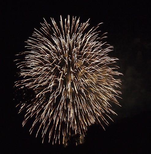 Laternenfest 2012 | Feuerwerk