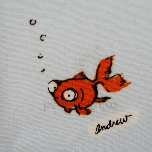 Fish in Bags - Heather Ross