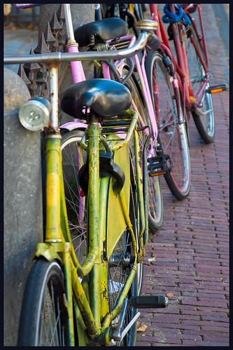 fietsen by hans van egdom