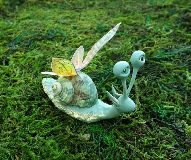 Snailgonfly