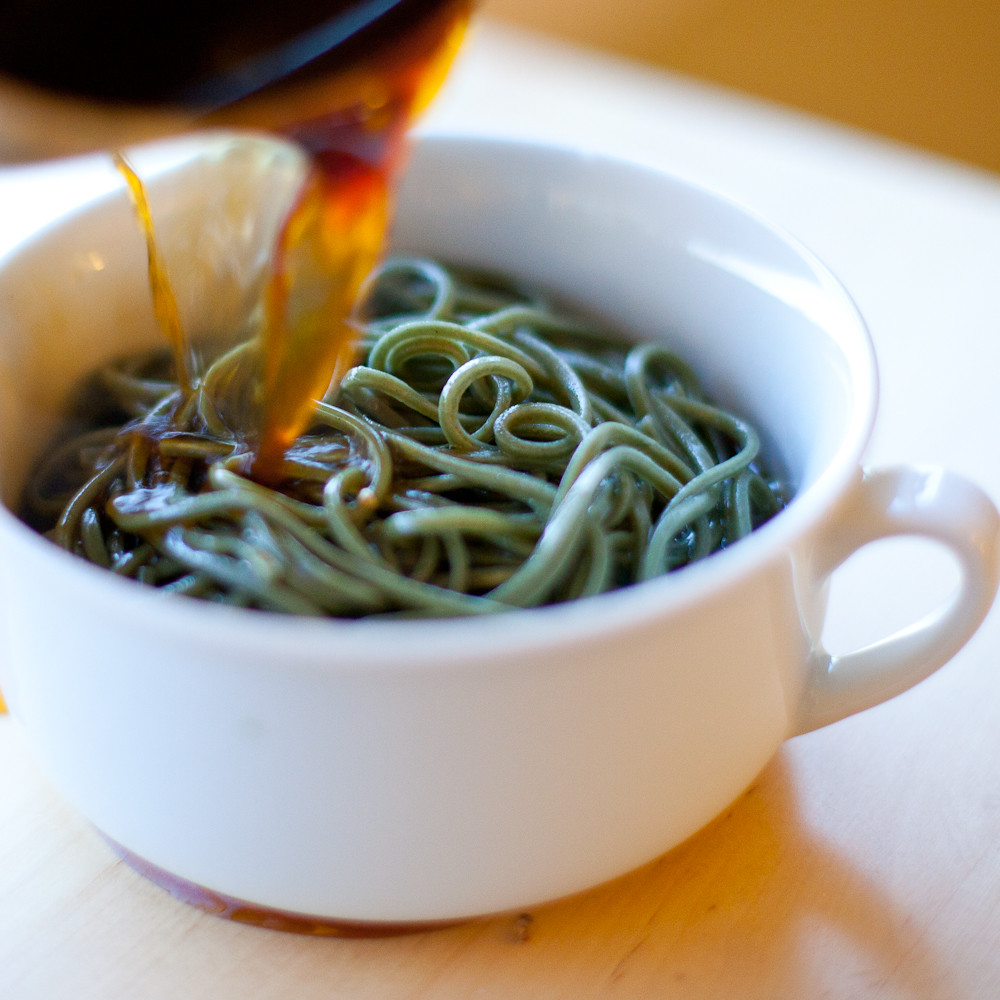 Soba and Broth