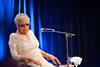 Maya Angelou speaks at Auburn University, November 8, 2012.