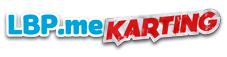 LBP.me Karting Logo