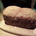 So sieht das Brot fertig gebacken aus