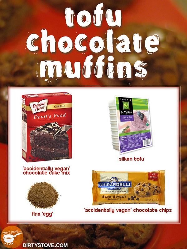 chocolate-tofu-muffins