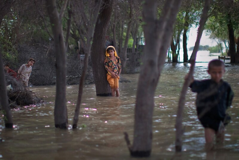 Pakistan floods 2013