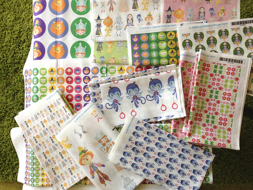BlytheCon Fabrics are HERE!
