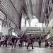 kyoto station 京都車站大廳  Japan . 日本 DSC_5189 by Ming - chun ( very busy )