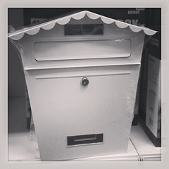 Such a sweet #postbox