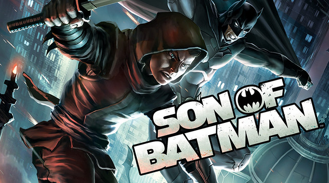 Son of Batman available on 4/22