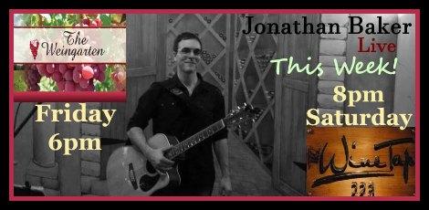 Jonathan Baker 5-13, 5-14-16