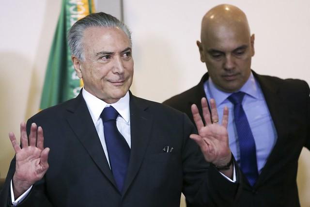 Suspensão foi ordenada pelo novo ministro da Justiça, Alexandre de Moraes - Créditos: Marcelo Camargo/ Agência Brasil