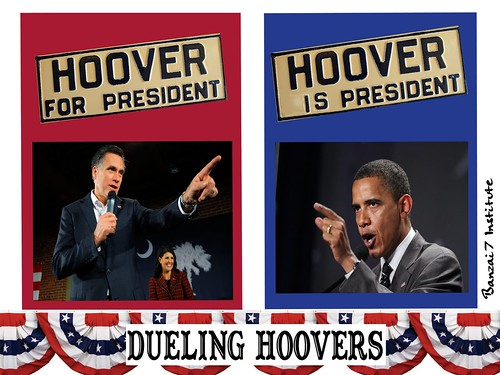 DUELING HOOVERS by Colonel Flick