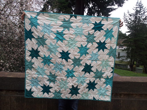 Addison's Quilt by Tree Casiano