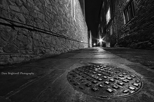 Manhole! by Dave Brightwell