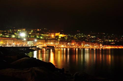Porto Santo Stefano - night