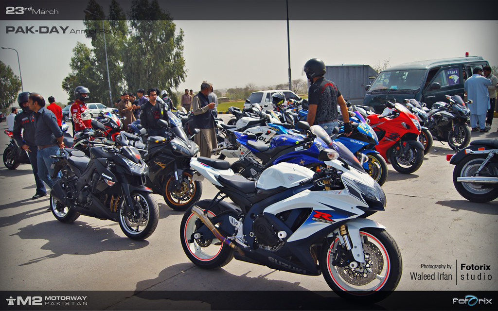 Fotorix Waleed - 23rd March 2012 BikerBoyz Gathering on M2 Motorway with Protocol - 6871271990 a9d0f8ab7e b