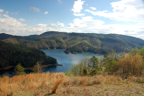 Jocassee from Bad Creek Overlook
